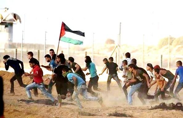 إصابة 19 فلسطينياً في مواجهات مع الجيش الإسرائيلي