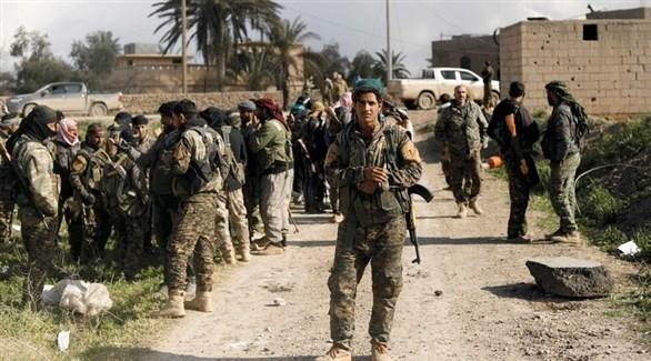 الجيش السوري الحر: ليس أمام الدواعش سوى الاستسلام أو الموت