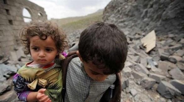 مليون طفل في اليمن يعانون من النزاعات