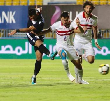 مشاهدة مباراة الزمالك والنجوم بث مباشر في الدوري المصري
