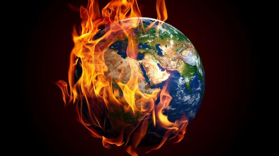 دراسة: التغير المناخي أكبر تهديد عالمي للإنسانية