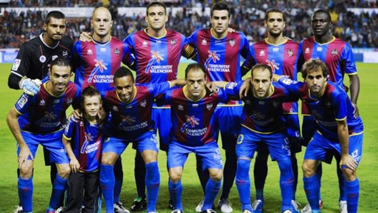 مشاهدة مباراة ليفانتي وديبورتيفو ألافيس بث مباشر في الدوري الإسباني