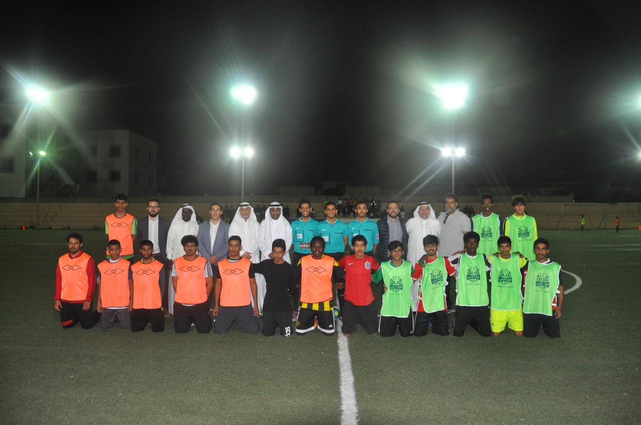 922 فريقا رياضيا من تعليم جدة يشاركون في أكبر دوري للمدارس بالخليج العربي