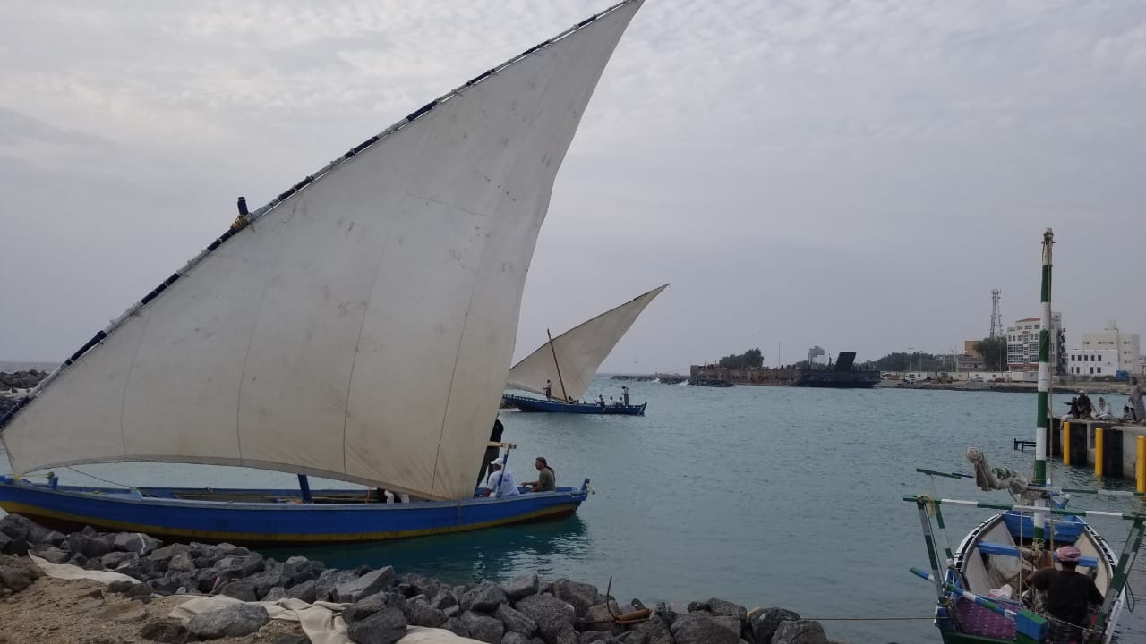 بالصور.. اختتام مهرجان أملج التراثي البحري