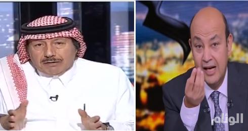 إدريس الدريس يرد على عمرو أديب: تبدل مواقفك أكثر من ملابسك فلا تزايد بالحديث عن قنواتنا السعودية