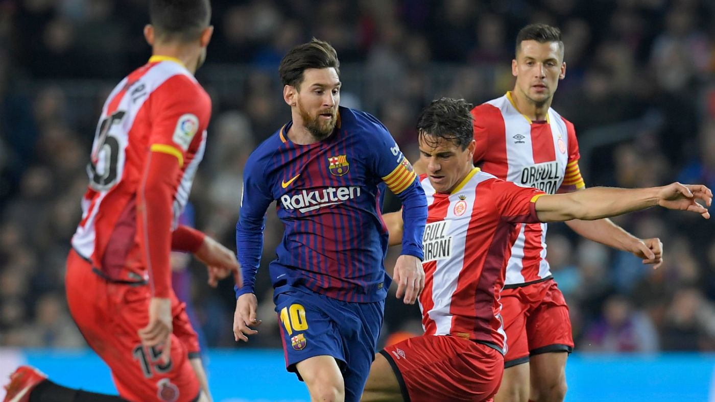 مشاهدة مباراة برشلونة وجيرونا بث مباشر