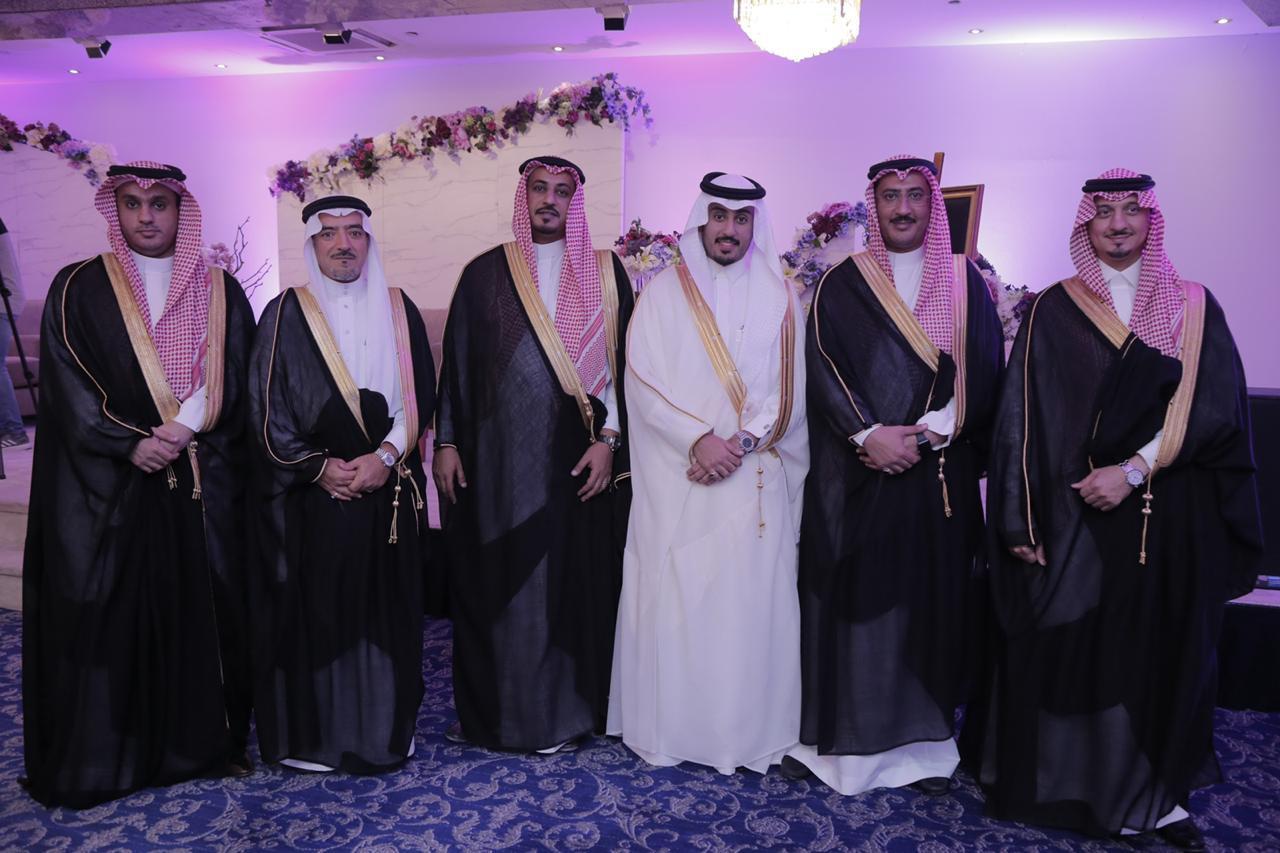 الشيخ سليمان الخرجي يحتفل بعقد قران كريمته