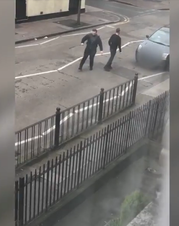 هجوم جديد على مسجد في لندن