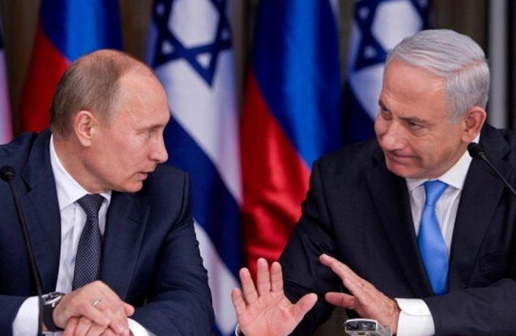 نتنياهو يحذر بوتين من تهديد إيران في المنطقة..ويؤكد: سنفعل ما بوسعنا لإبعاد هذا الخطر