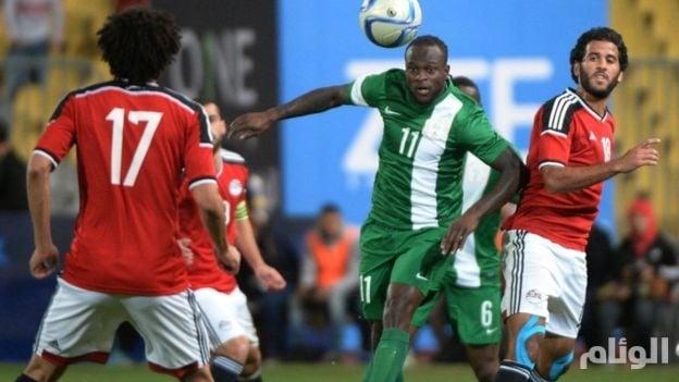 مشاهدة مباراة مصر ونيجيريا بث مباشر اليوم 26-3-2019