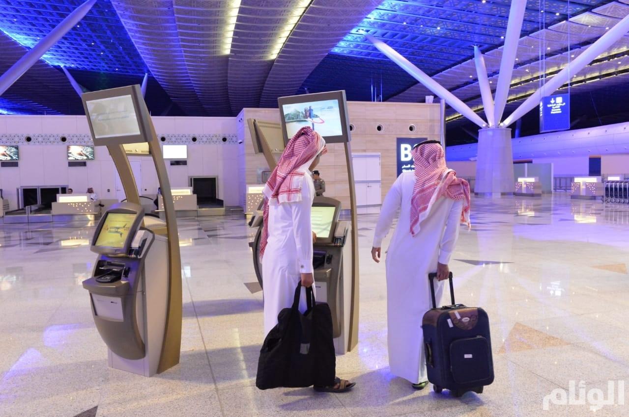"""""""الطيران المدني"""": ارتفاع أعداد المسافرين بنسبة 8% بسبب """"المطارات الذكية"""""""