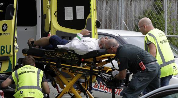 40 قتيلاً في الهجومين على مسجدين في نيوزيلندا
