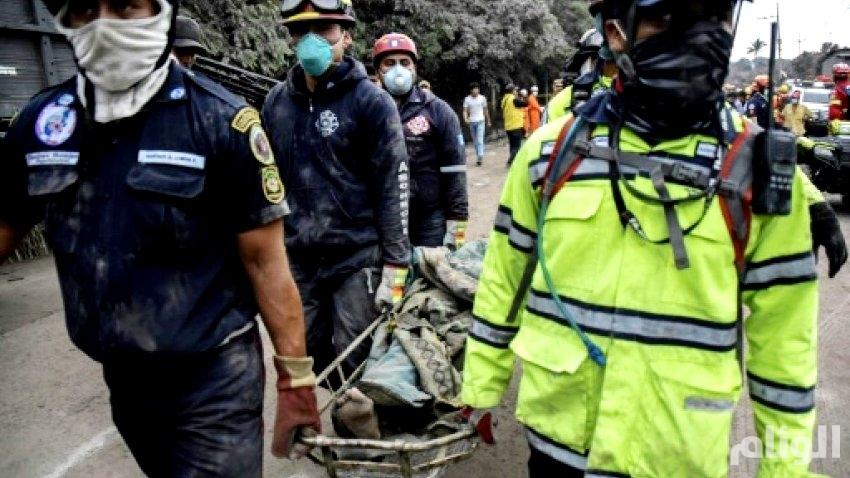 مقتل أكثر من 30 شخصا في حادث مروري بجواتيمالا