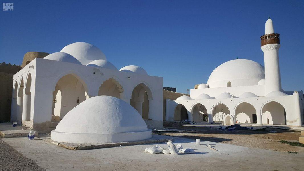 """بالصور.. """"السياحة"""" تنهي ترميم قصر إبراهيم التاريخي بالأحساء"""