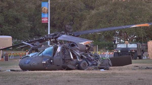 مقتل 6 في تحطم طائرة أثناء هبوطها في ولاية تكساس الأمريكية