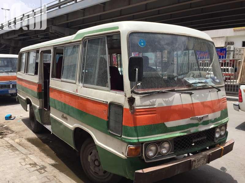 تعويضات مالية لمالكي حافلات خط البلدة