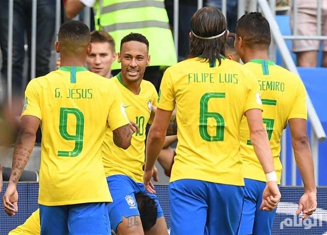 مشاهدة مباراة البرازيل والتشيك بث مباشر