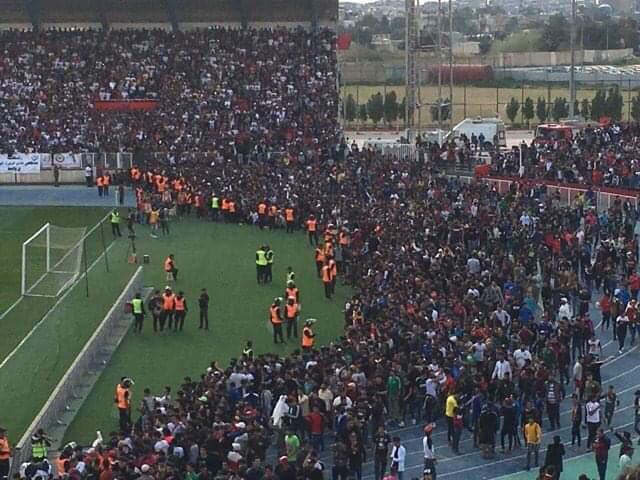 """تأجيل كلاسيكو الكرة العراقية بسبب الحضور الجماهيري """"غير المتوقع"""""""