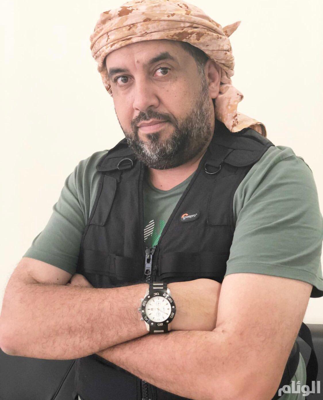 عوض…القناص السعودي الأسطوري
