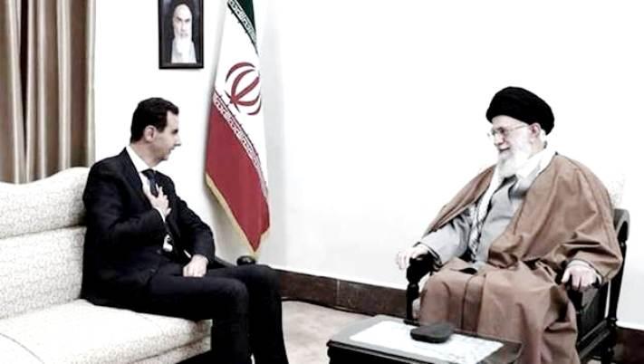 المقاومة الإيرانية توضح أهداف نظام الملالي من استدعاء بشار الأسد
