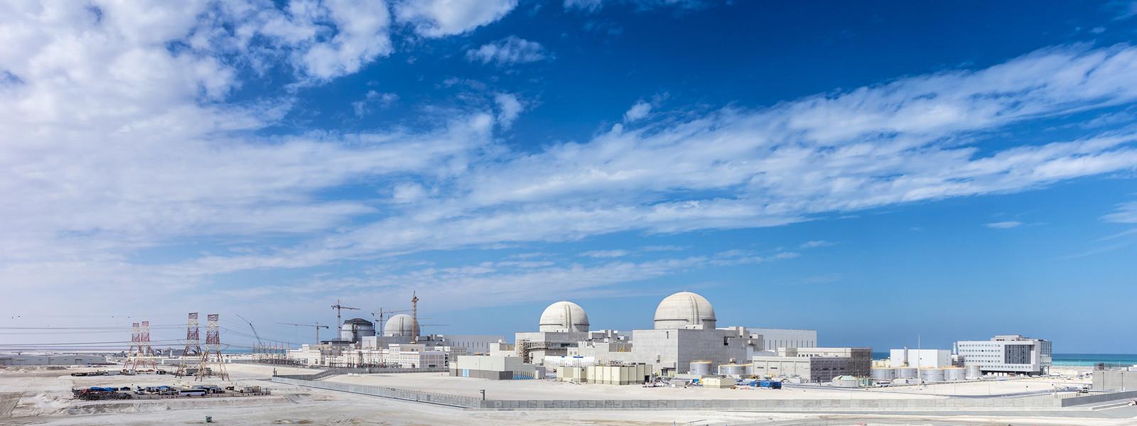 الإمارات ترفض المزاعم القطرية حول محطة براكة للطاقة النووية