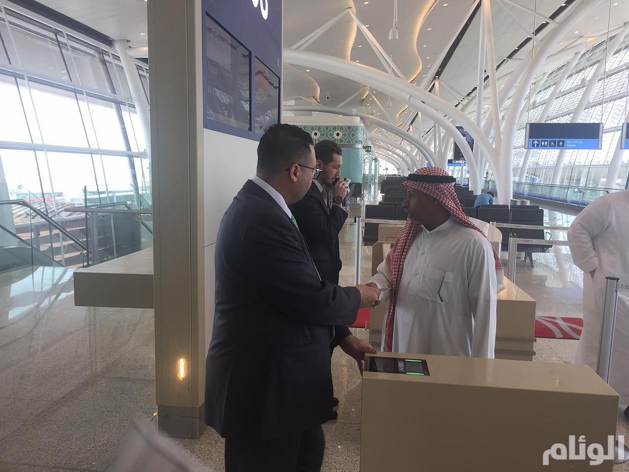 """""""السعودية"""" تنقل تشغيل رحلات جازان والطائف وشرورة إلى الصالة الجديدة بمطار المؤسس"""