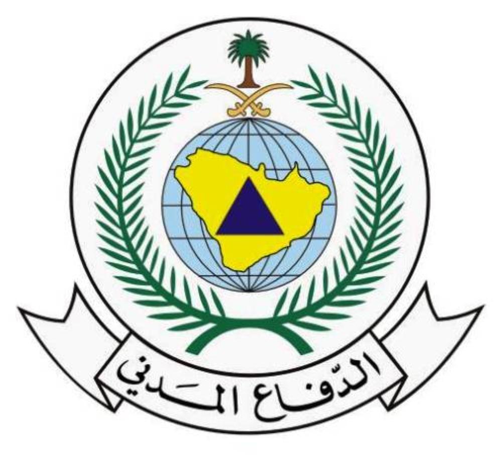 """""""مدني جدة"""" ينقذ شخصا سقط في حفرة بعمق 6 أمتار"""