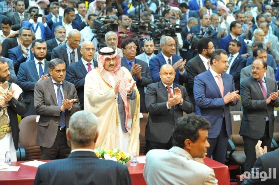 آل جابر: انعقاد البرلمان اليمني خطوة لاستعادة الدولة وإنهاء مشروع الانقلابيين