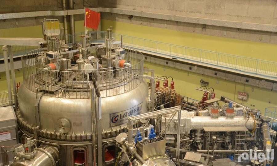 """الصين تبني """"شمس اصطناعية"""" لإنهاء أزمة الطاقة"""