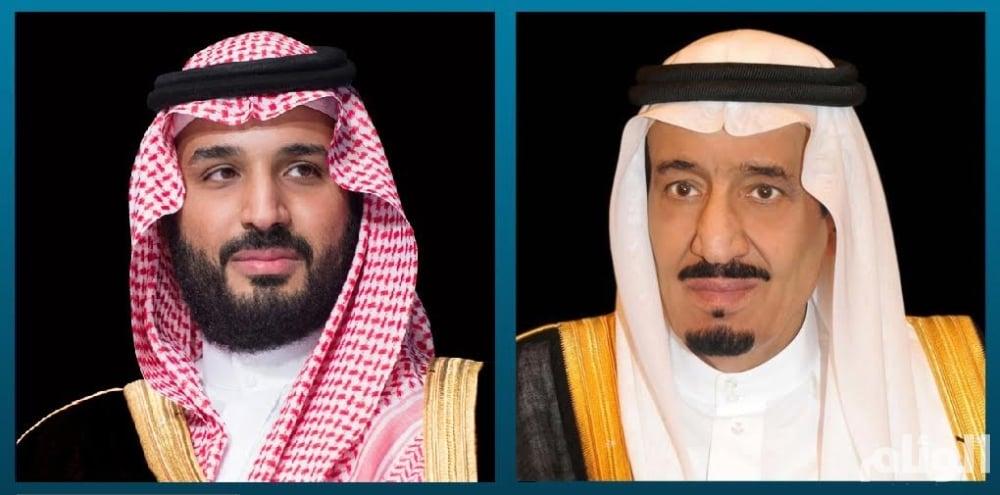 القيادة تهنيء أمير دولة الكويت بعد تجاوزه للعارض الصحي