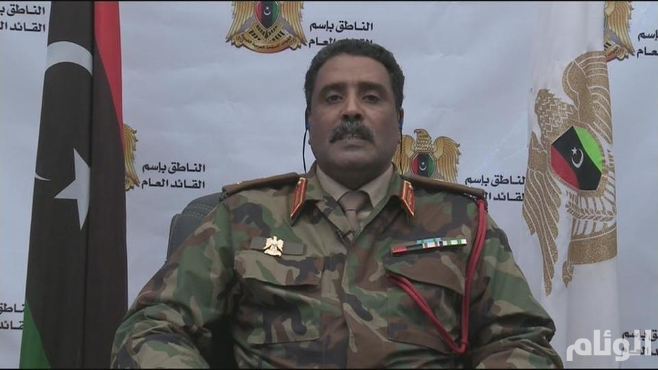 الجيش الليبي يواصل تقدمه نحو العاصمة طرابلس