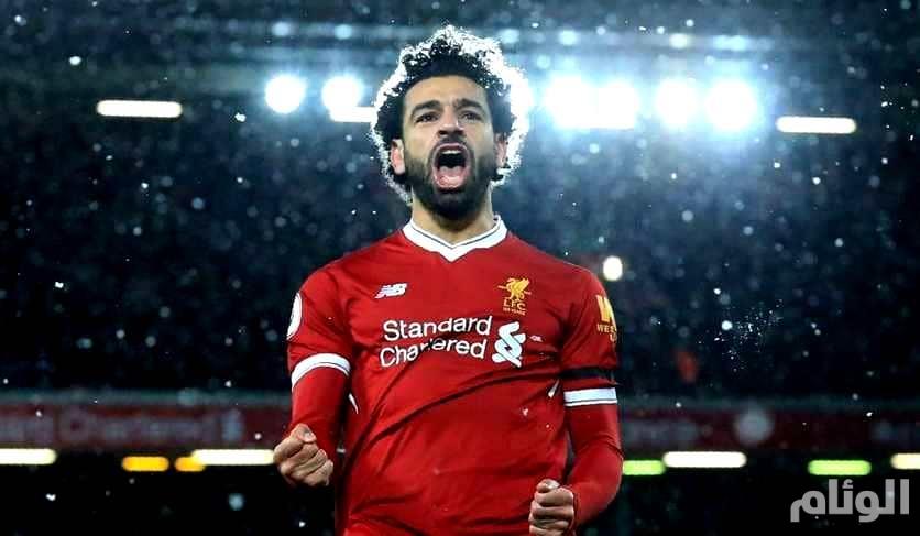 محمد صلاح يفوز بجائزة لاعب الشهر للمرة الرابعة في الدوري الإنجليزي
