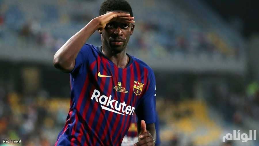 """برشلونة يسترجع """"قوته الضاربة"""" قبل مباراة مانشستر يونايتد في الشامبونزليج"""