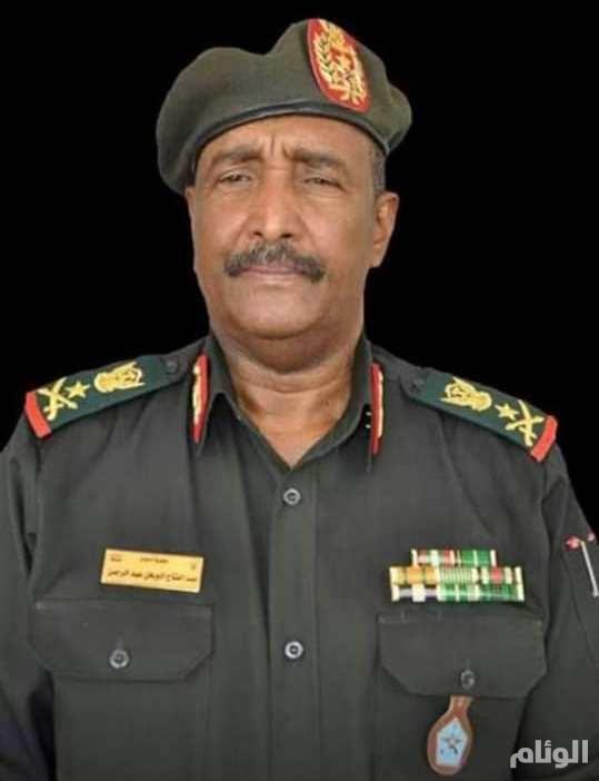 رئيس المجلس الانتقالي في السودان يشيد بالعلاقات المتميزة مع السعودية والإمارات