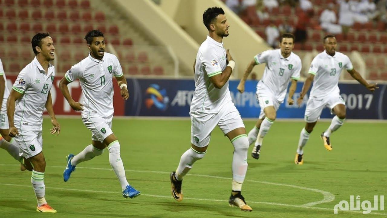 بث مباشر مباراة الاهلي السعودي والاستقلال