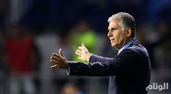 البرتغالي كيروش يشكو اتحاد الكرة الإيراني إلى «فيفا»