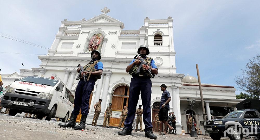 نائب وزير الدفاع في سريلانكا: امرأة بين منفذي تفجيرات يوم الأحد