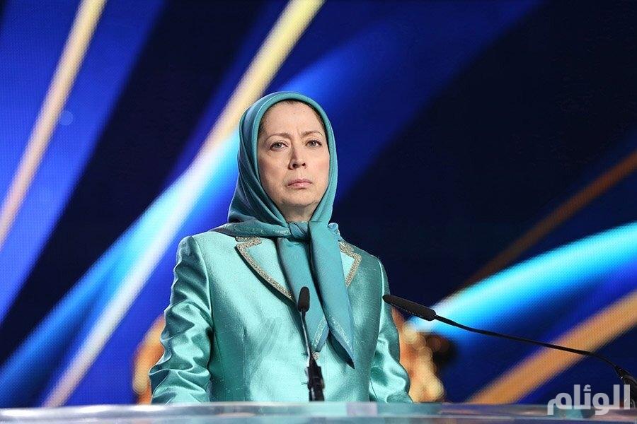 زعيمة المعارضة الإيرانية: حظر النفط والأسلحة على نظام طهران كان مطلب الشعب منذ 4 عقود
