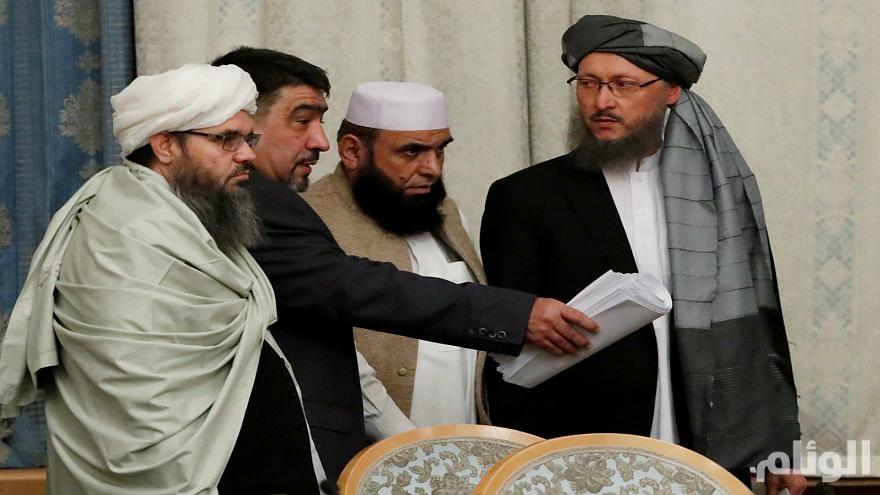 تأجيل محادثات السلام بسبب اعتراض طالبان على حجم الوفد الأفغاني