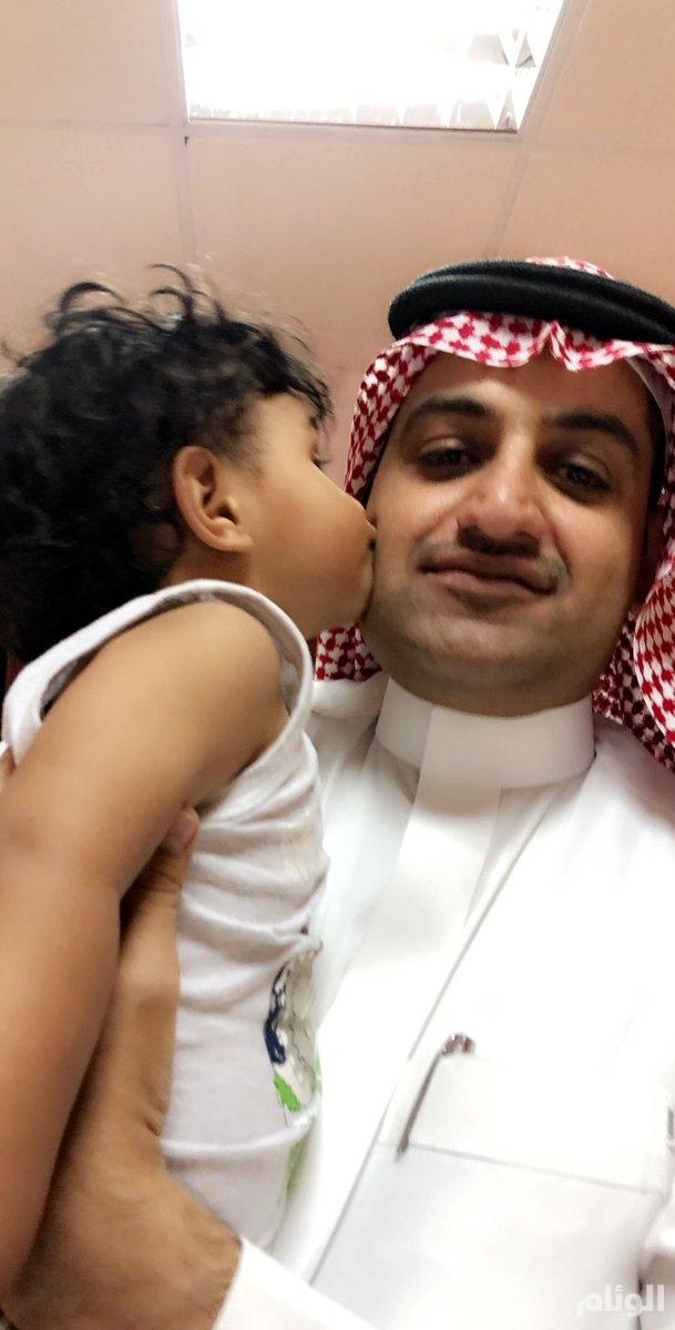 مواطن ينقذ طفلا من الموت بمكة المكرمة