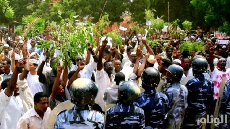 السودان.. فرض طوق أمني على جميع المداخل المؤدية إلى القيادة العامة للجيش