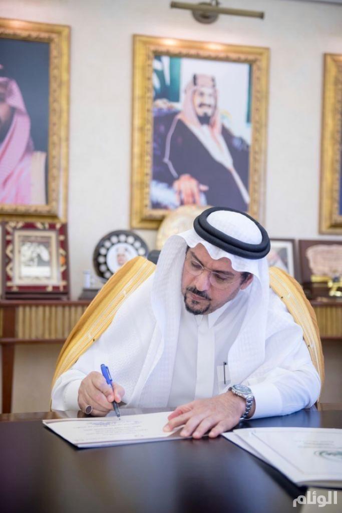 أمير القصيم يصدر قراراً بتكليف عدد من وكلاء المحافظات ورؤساء المراكز بالمنطقة