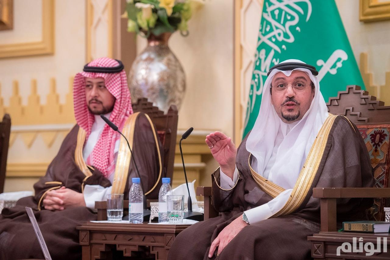 أمير القصيم: الأمن مطلب وغاية تنشدها الشعوب