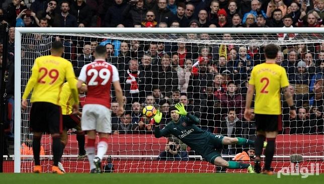 مشاهدة مباراة واتفورد وأرسنال بث مباشر في الدوري الإنجليزي