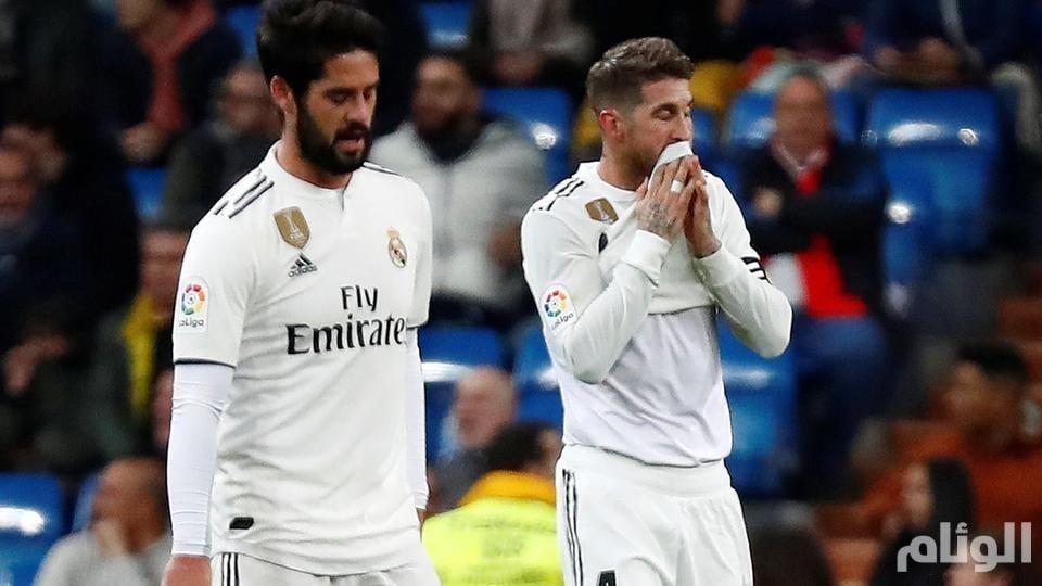 مشاهدة مباراة ريال مدريد ورايو فاليكانو بث مباشر في الدوري الإسباني