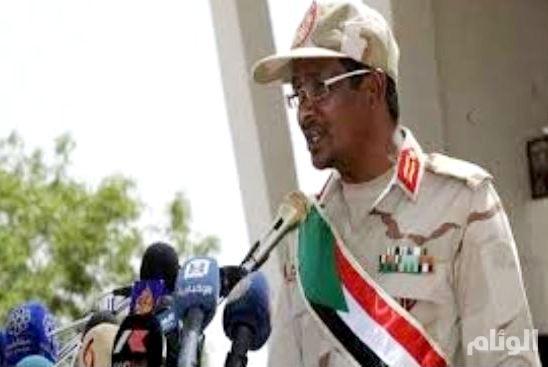 السودان.. حميدتي: نسعى لإقامة دولة القانون وتقديم المتورطين بالفساد للمحاكمة