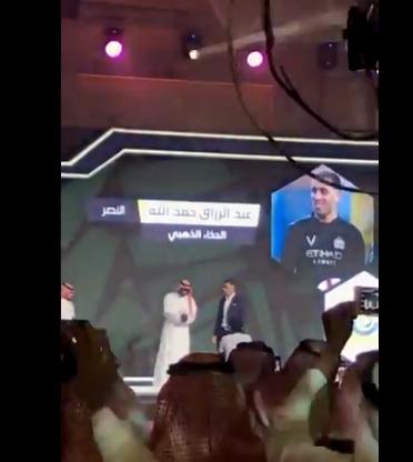 جوائز رابطة دوري المحترفين.. كنو الأفضل والحذاء الذهبي لحمدالله وبيدرو أفضل مدرب