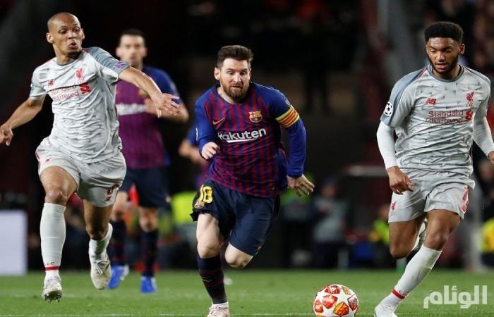 فالفيردي يحذر  لاعبيه من إياب برشلونة ضد ليفربول .. وكلوب يبحث عن الريمونتادا