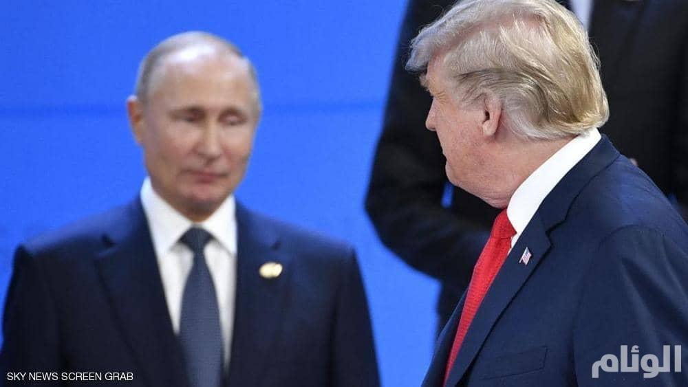 """روسيا تبدأ تعليق مشاركتها في معاهدة """"القوى النووية"""""""