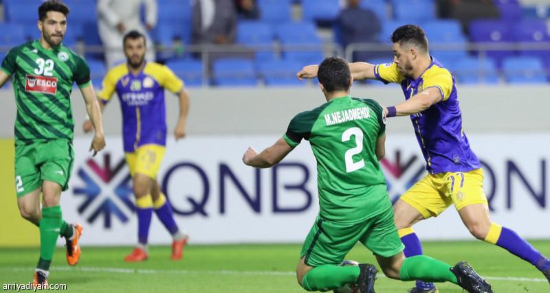 مشاهدة مباراة النصر وذوب آهن الإيراني بث مباشر اليوم 21- 5- 2019